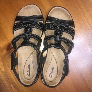 NWOT Clark's Sandals